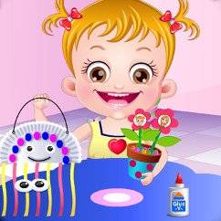 Juego Baby Hazel Craft Time