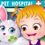 Bébé Hazel Pet Hospital