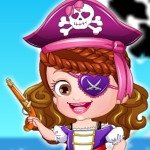 Bébé Hazel Pirate