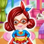 Baby Hazel Supergirld