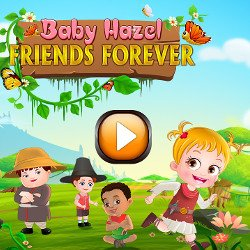 Baby Hazel Friends Forever